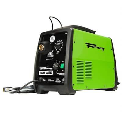 140 Amp 120-Volt MIG Welder