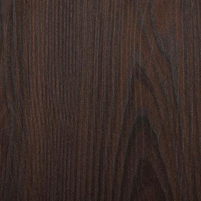 Dakar Wenge Wood Wallpaper Vinyl Peelable Wallpaper (Covers 32.3 sq. ft.)