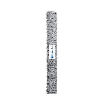 6 ft. x 50 ft. 20-Gauge Poultry Netting with 1 in. Mesh