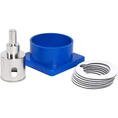 1-3/8 in. Diamond Hole Saw with Water Delivery System