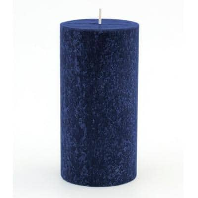 3 in. x 6 in. Timberline Abyss Pillar Candle