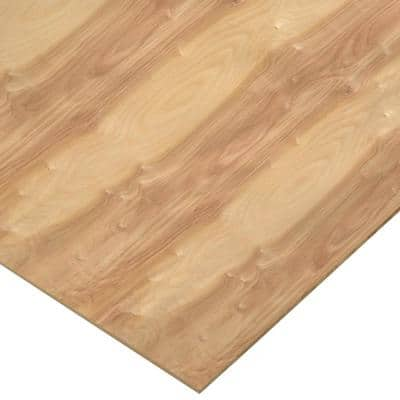 1/4 in. x 4 ft. x 4 ft. PureBond Birch Plywood Project Panel
