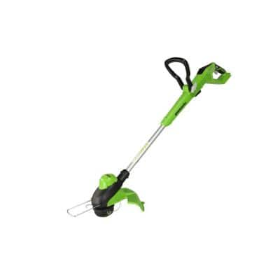 13 in. 24-Volt Battery Cordless TORQDRIVE String Trimmer(Tool-Only)