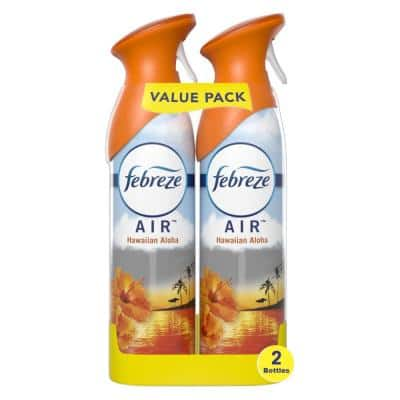 Air 8.8 oz. Hawaiian Aloha Air Freshener Spray (2-Pack)