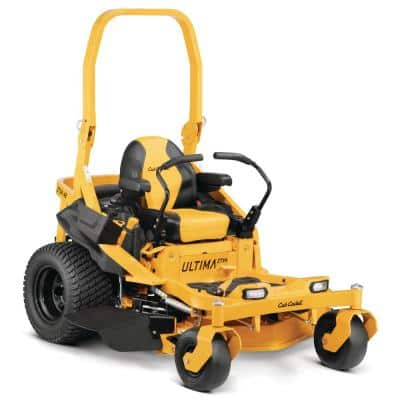 Ultima ZTX4 48 in. Fabricated Deck 23 HP V-Twin Kohler 7000 Pro Series Engine Zero Turn Mower with Roll Over Protection