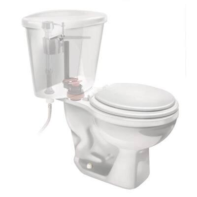 Bone Toilet Bolt Caps