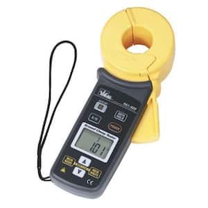 Ground Resistance Clamp Meter