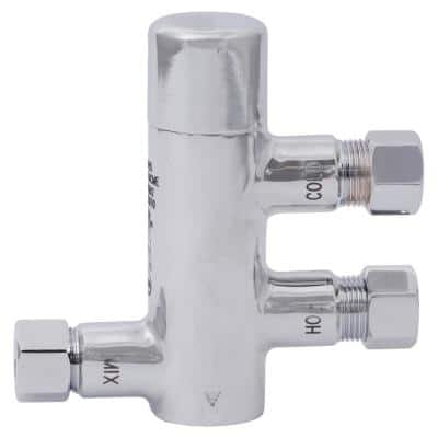 3/8 in Compression HG-135 Thermostatic Mixing Valve