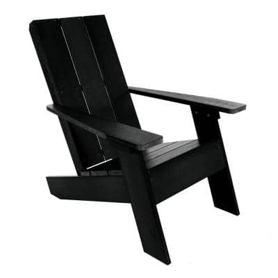 Italica Modern Plastic Adirondack Chair