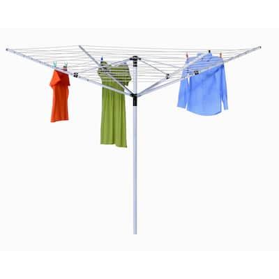 Inground Umbrella-Shaped Dryer