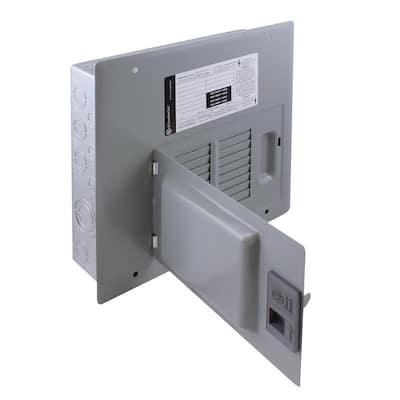 PowerMark Plus 125 Amp 6-Space 12-Circuit Indoor Main Lug Circuit Breaker Panel
