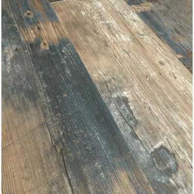 COLORS Floor and Wall DIY Swing Wood Aged 6 in. x 36 in. Multi-Tonal Luxury Vinyl Plank (30 sq. ft. / case)