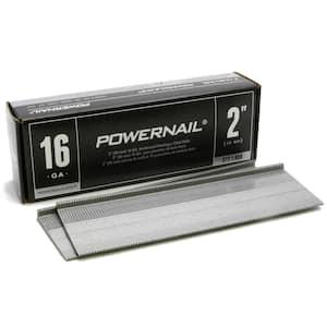 2 in. x 16-Gauge Powercleats Hardwood Flooring Nails (1000-Pack)