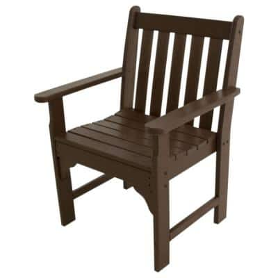 Vineyard Mahogany Garden Patio Arm Chair