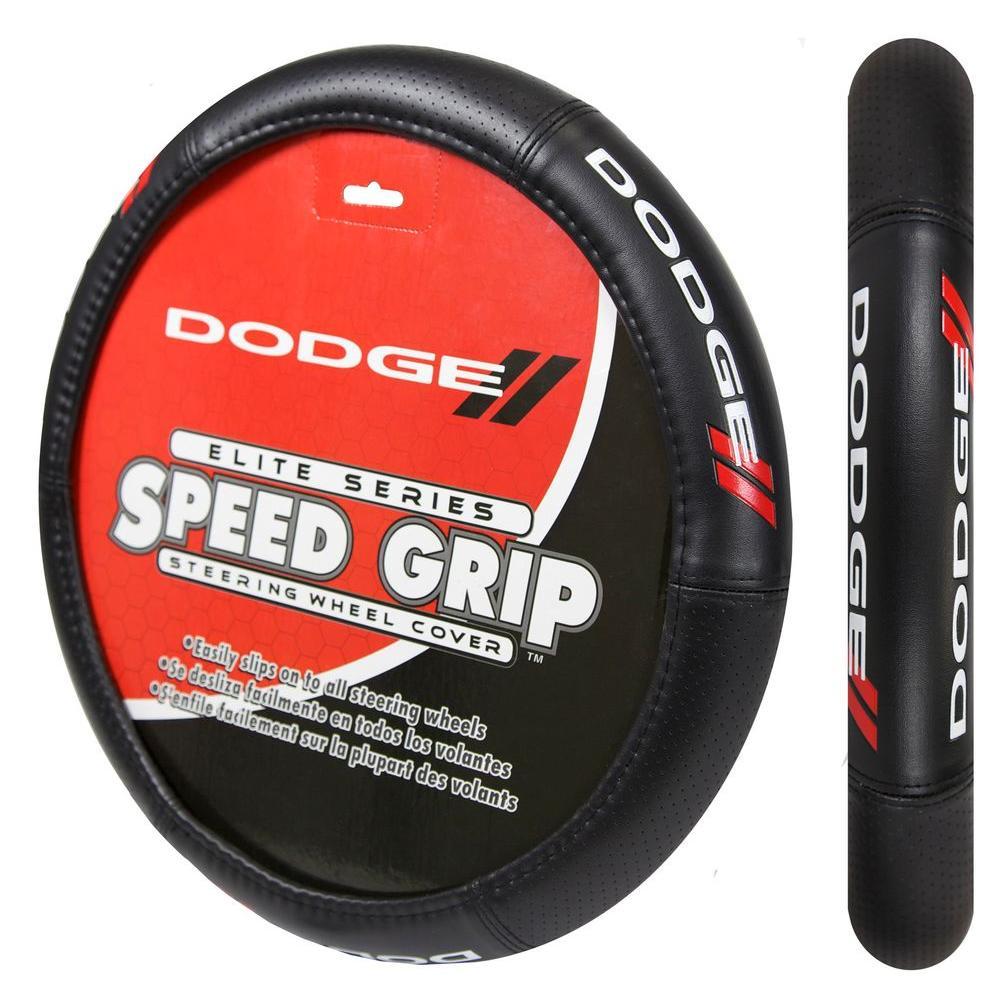 Dodge Elite Speed Grip Steering Wheel Cover