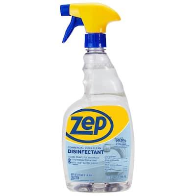 32 oz. Quick Clean Disinfectant (12-Case)