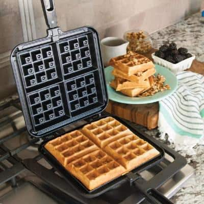 Aluminum Grill Griddle with Nonstick Coating