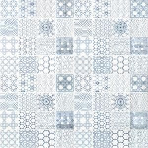Zouli Stak 11.81 in. x 11.81 in. x 8mm Honed Marble Mesh-Mounted Mosaic Tile (9.7 sq. ft./Case)