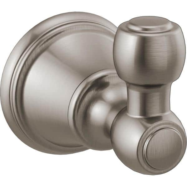 Delta Woodhurst Towel Hook In Brilliance Stainless 73235 Ss The Home Depot