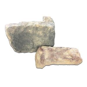 15 in. x 2.5 in. x 4 in. New England Manufactured Cut Stone Corners (8 ft. per Pack)