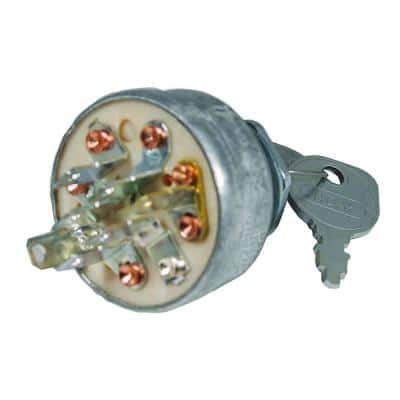 New Ignition Switch for MTD 461004X92A BS54124, 92556MA, 92556, 925-1717, 092556MA, 532140301, 092556