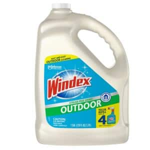 128 fl. oz. Outdoor Glass Cleaner Refill