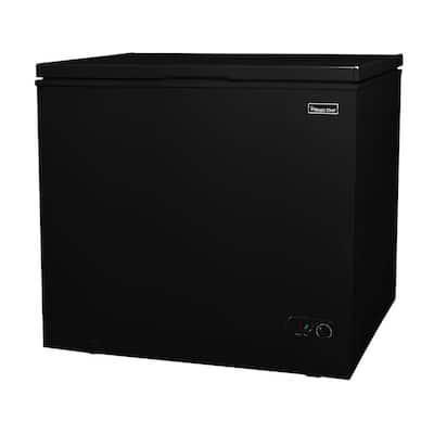 7.0 cu. ft. Chest Freezer in Black