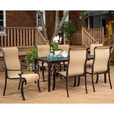 Brigantine 7-Piece Patio Outdoor Dining Set