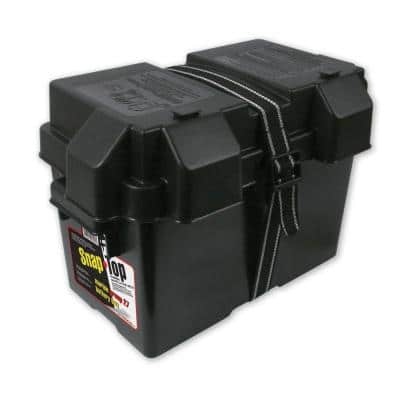 HM327BK Group 27 Snap-Top Battery Box