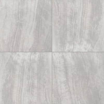 Praia Grey 24 in. x 24 in. Matte Porcelain Paver Tile (14 pieces / 56 sq. ft. / pallet)