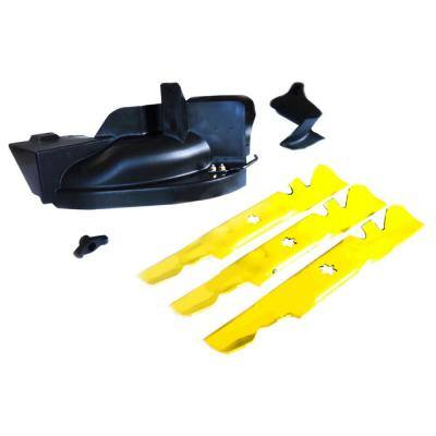 Original Equipment Xtreme 50 in. Mulching Kit with Blades for Lawn Tractors and Zero Turn Mowers (2010 and After)