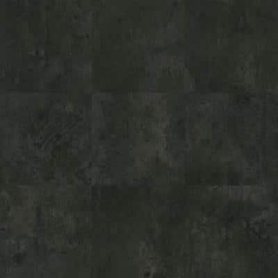 Magnetic Rock 18 in. W x 18 in. L Luxury Vinyl Plank Flooring (22.5 sq. ft.)