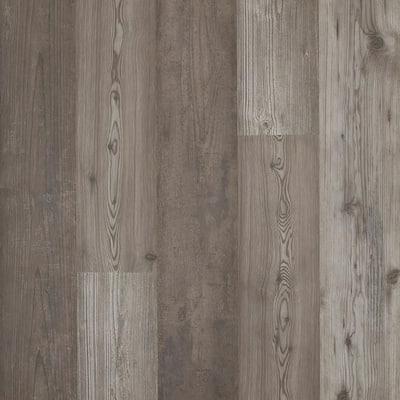 Outlast+ 7.48 in. W Grey Optimus Pine Waterproof Laminate Wood Flooring (19.63 sq. ft./case)