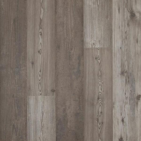 Pergo Outlast 7 48 In W Grey Optimus, Weathered Gray Laminate Flooring
