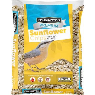 Premium 5.5 lbs. Sunflower Chips for Birds