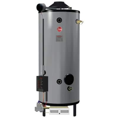 Universal Heavy Duty 76 Gal. 180K BTU Commercial Natural Gas Tank Water Heater