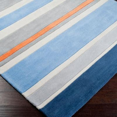 Will Gray 5 ft. x 7 ft. Area Rug