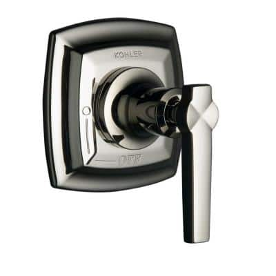 Margaux 1-Handle Volume Control Valve Trim Kit in Vibrant Polished Nickel (Valve Not Included)