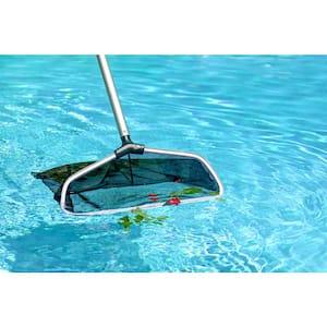 Premier Heavy-Duty Swimming Pool Leaf Rake
