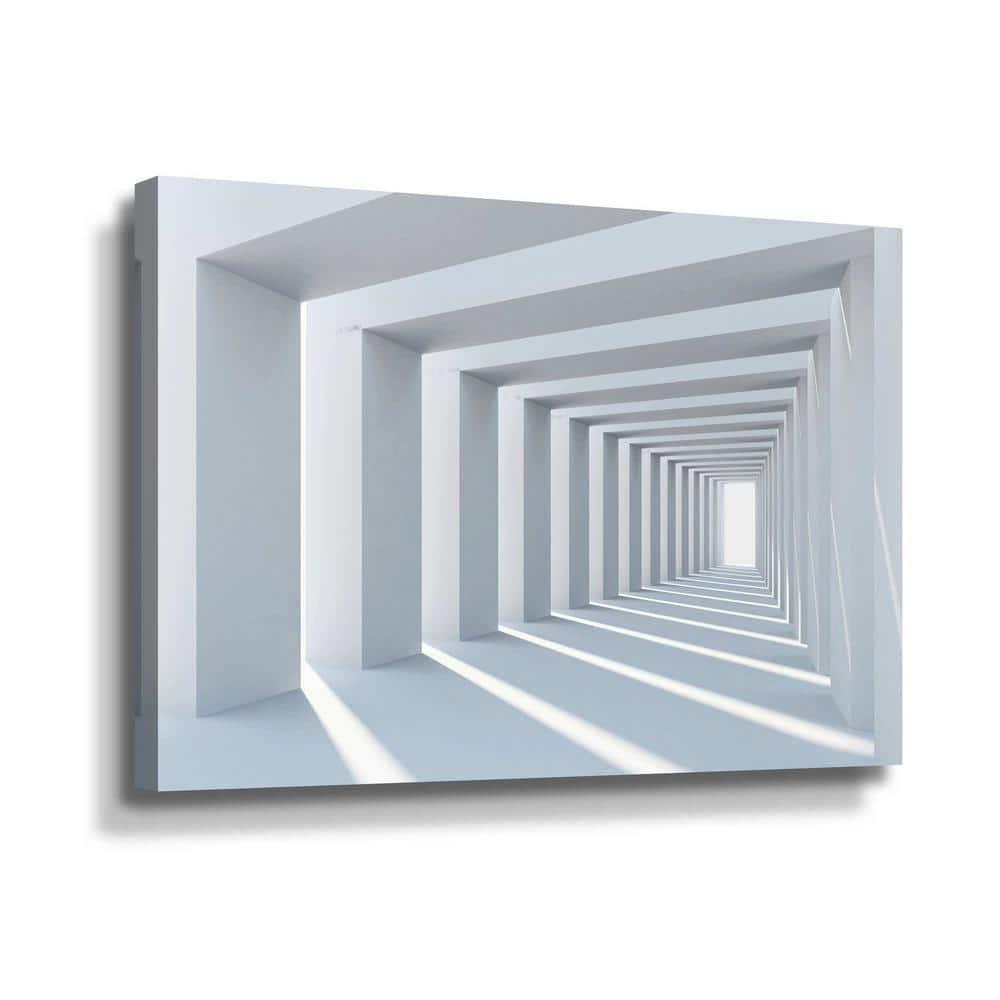 Artwall Cube By Photoinc Studio Canvas Wall Art 5pst241a1624w The Home Depot