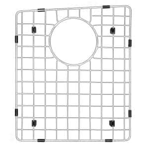 12-3/4 in. x 15 in. Stainless Steel Bottom Grid Fits QT-710 / QU-710