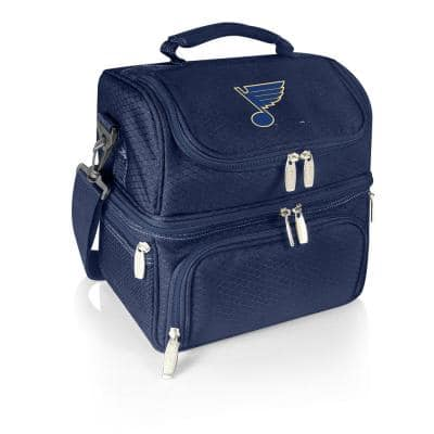 Pranzo Navy St Louis Blues Lunch Bag