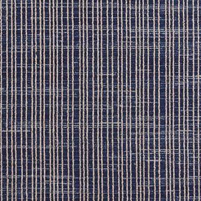 Living Bliss - Color Indigo Loop Purple Carpet