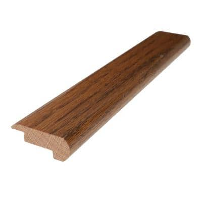 Solid Hardwood Rocco 0.50 in. T x 2.75 in. W x 78 in. L Overlap Stair Nose