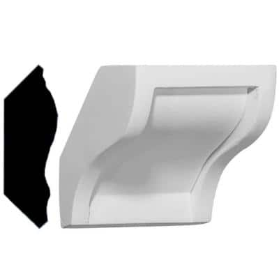 3-1/2 in. x 3-1/2 in. x 3-5/8 in. Coupling for Moulding Profiles