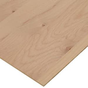 1/4 in. x 2 ft. x 8 ft. PureBond Alder Plywood Project Panel (Free Custom Cut Available)