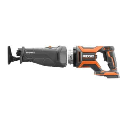 18-Volt OCTANE MEGAMax Brushless Power Base with Reciprocating Saw Attachment