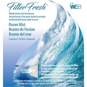 Filter Fresh Ocean Mist Whole Home Air Freshener