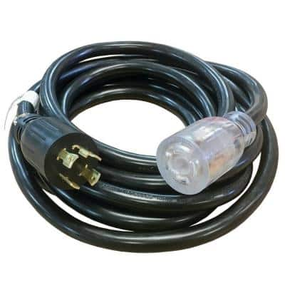40 ft. 30-Amp Generator Power Cord