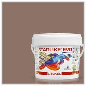 Starlike EVO Epoxy Grout 230 Cacao Classic Collection 2.5 kg - 5.5 lbs.
